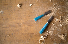 Carpenters Werkzeuge