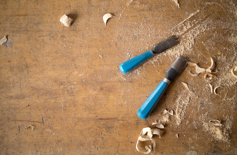 Carpenter's gereedschap