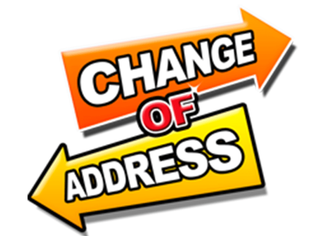 Our {email} addresses have changed!