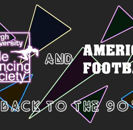 90s Social with the US Football Society