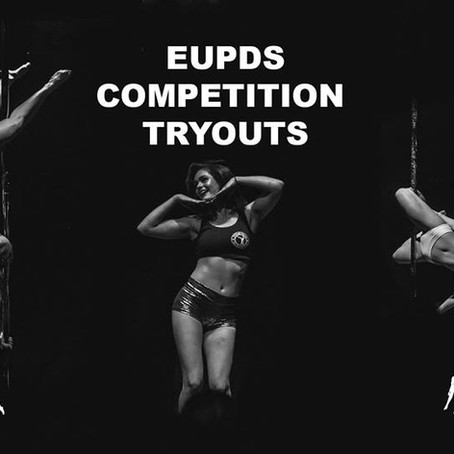 Competition Try-Outs!