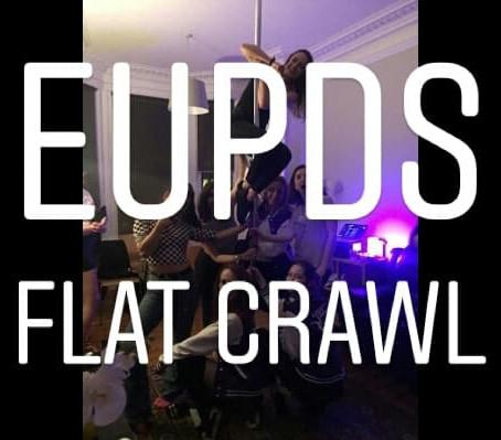 Flat crawl and Club