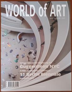 GUGGENHEIM - World of Art Contemporary A