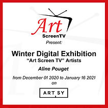 Art Screen TV Winter Exhibition - Artsy.