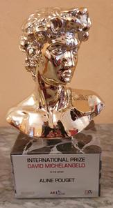 International Prize David Michelangelo.j