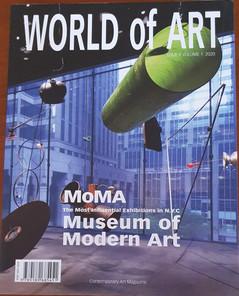 MoMA - World of Art Contemporary Art Mag