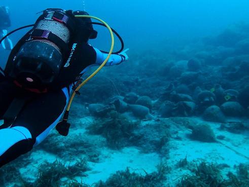 Hy Lạp (Greece) mở cửa bảo tàng tàu đắm dưới nước