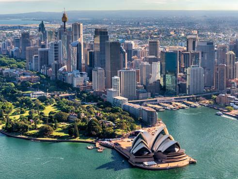 """Úc (Australia) - Tâm lý kinh doanh """"tuyệt vời"""" khi đạt các kỷ lục mới"""