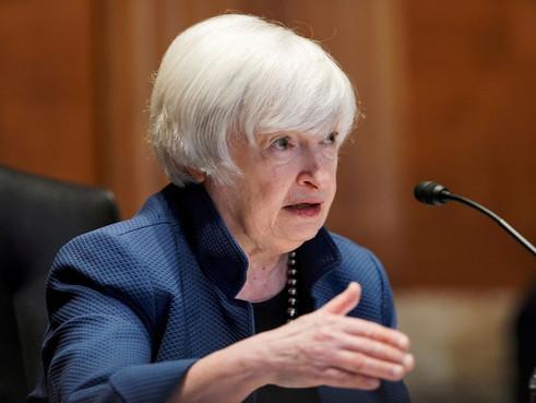 Bộ trưởng tài chính Mỹ: Lạm phát có thể tăng mạnh vài tháng tới, lo ngại về giá nhà