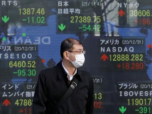 Cổ phiếu Châu Á tăng giá khi dự luật cơ sở hạ tầng của Hoa Kỳ nâng chỉ số S&P lên mức kỷ lục