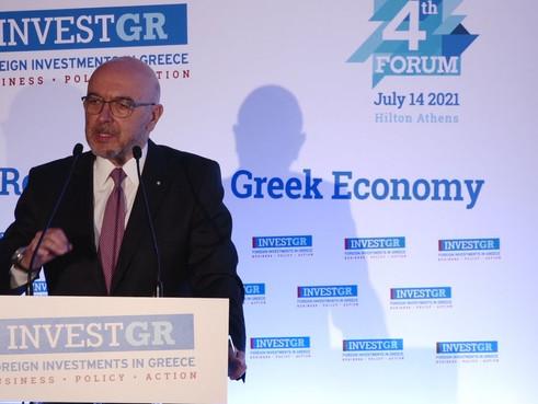 Hy Lạp (Greece): Đầu tư trực tiếp từ nước ngoài tăng 70% trong năm 2020