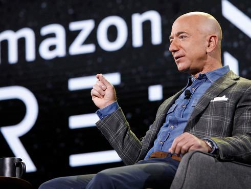 Jeff Bezos đã bán gần 2 tỷ USD cổ phiếu Amazon