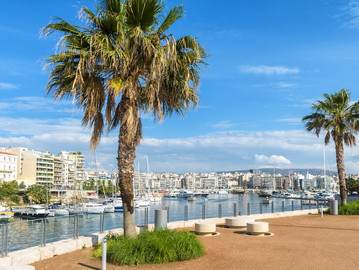 Hy Lạp (Greece) - Giá thuê bất động sản tăng trong Quý 1, 2021
