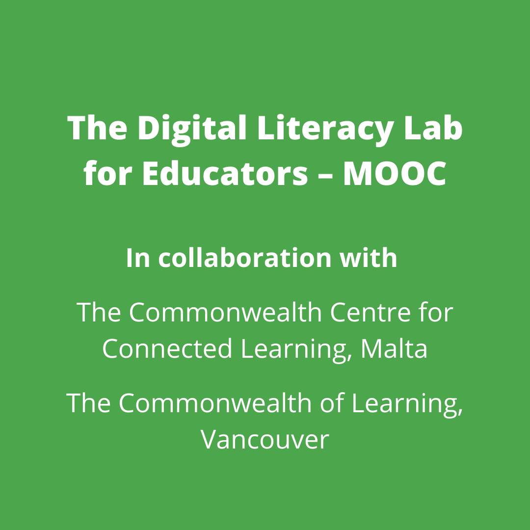 2Digital literacy lab for educators