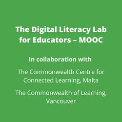 2Digital literacy lab for educators