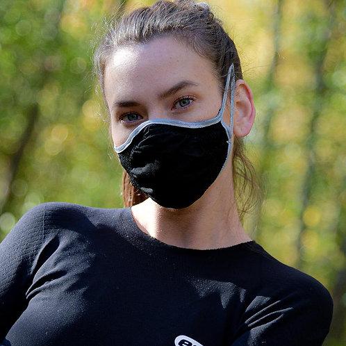 Masque Fil de Cuivre BFE 84 noir (paquet de 2)