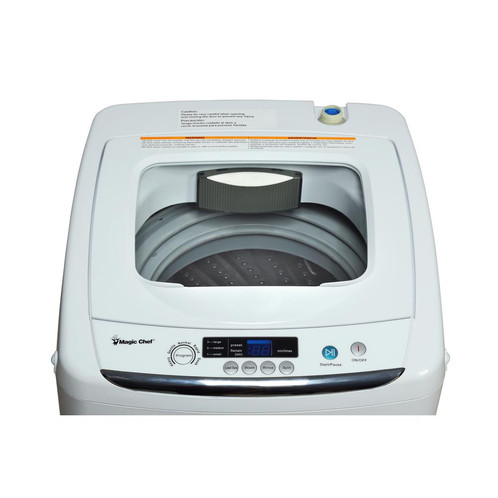 For Limited Space Areas And Small Loads, The Magic Chef Compact 0.9 Cu. Ft. Portable  Washer Is A Lifesaver. This Mini Top Load Washer Is A Perfect Solution ...