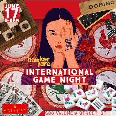 INTERNATIONAL CARD NIGHT