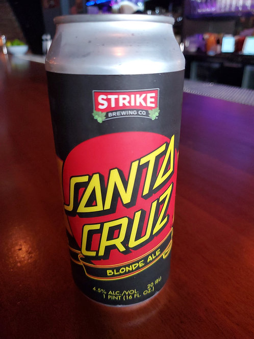 SANTA CRUZ BLONDE ALE