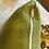 Thumbnail: Avocado green outdoor pillow