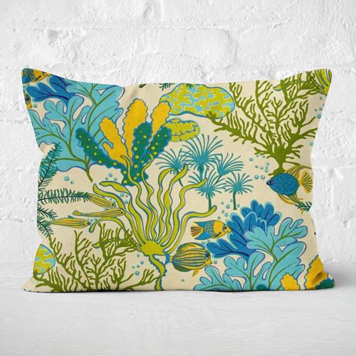 Paradise Indoor Outdoor Pillow Flip Trail Mercantil
