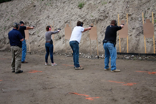 """Bethel, AK Group """"B"""" Concealed Handgun Permit Course May 30th & 31st"""