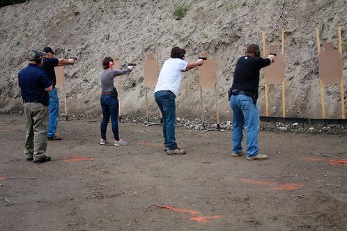 Alaska Concealed Handgun Permit / March 21 & 22