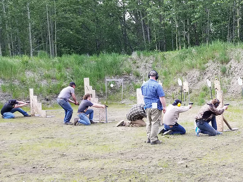 January 23 & 24 Concealed Handgun Permit Course