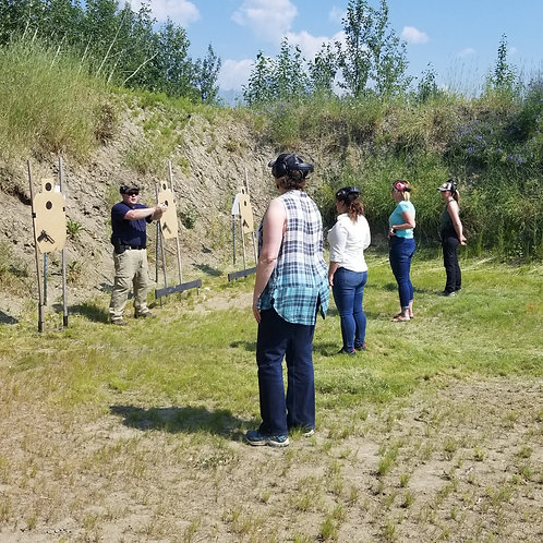 August 28th Ladies Only Defensive Handgun-1