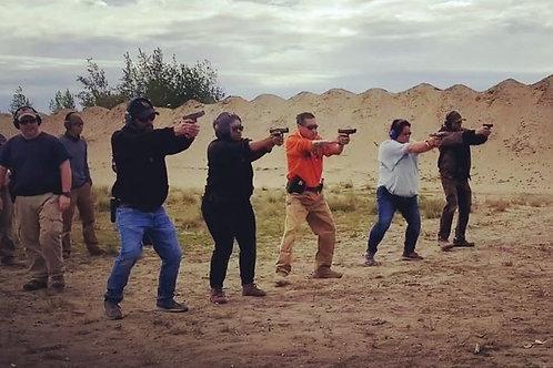 Alaska Concealed Handgun Permit Course Sept. 26 & 27