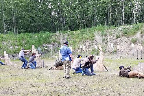 Private Defensive Handgun June 20th