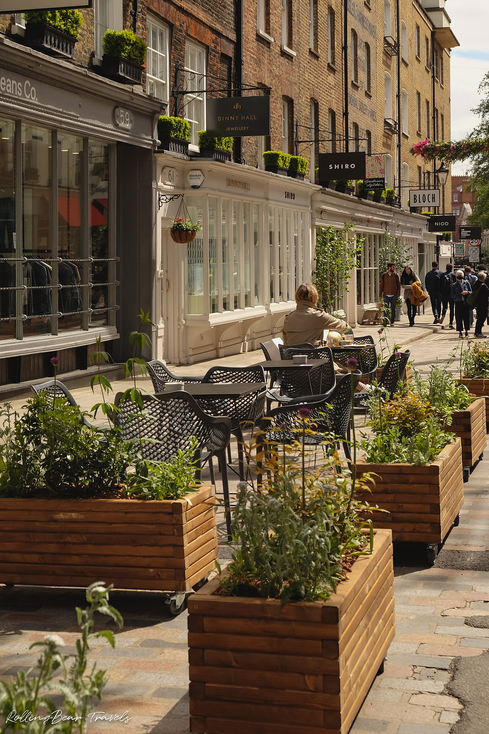 Covent Garden travel guide | RollingBear Travels