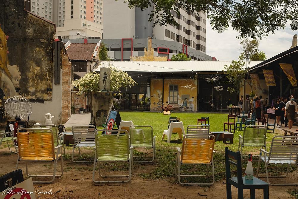 Hin Bus Depot, Penang | RollingBear Travels