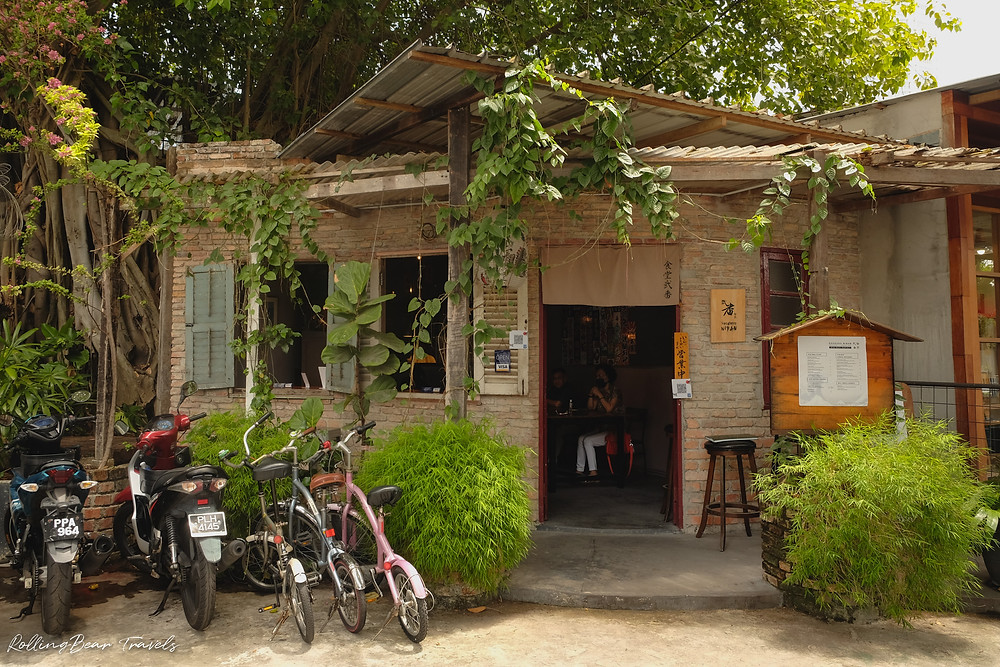 Shokudo Niban, Japanese Tapas Bar in Penang | RollingBear Travels