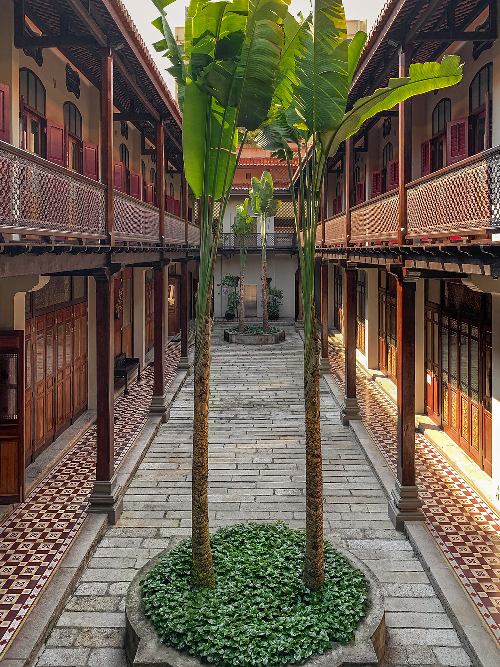 The Seven Terraces Heritage Hotel experience, Georgetown, Malaysia, photography by RollingBear Travels.