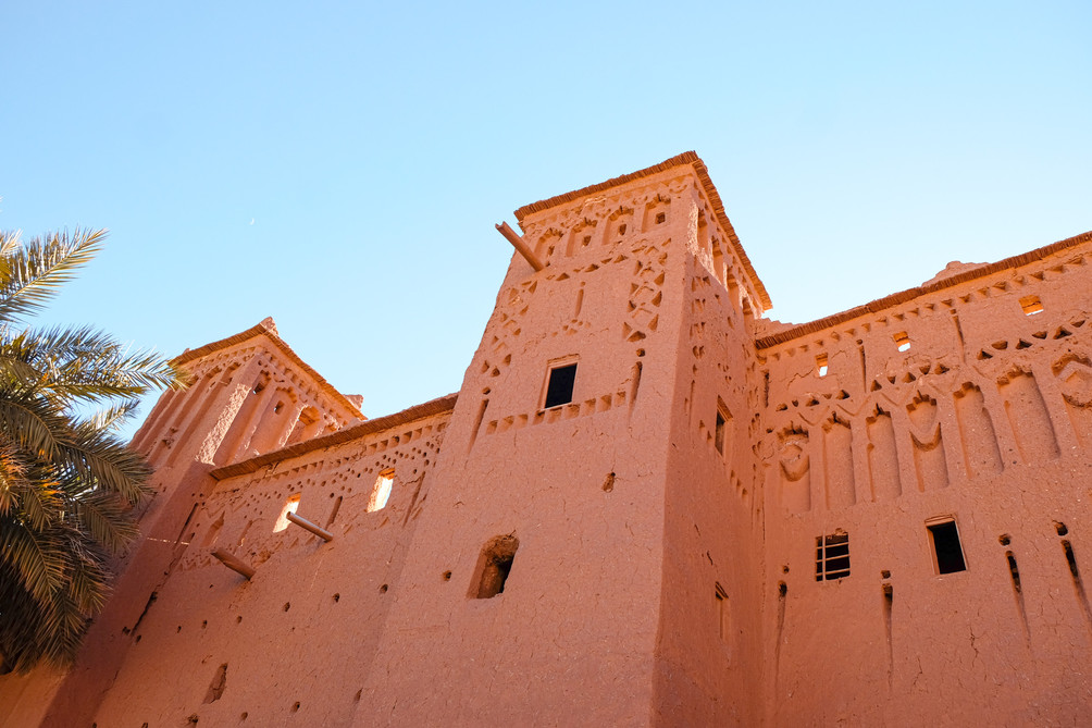 Ait-Ben-Haddou: Architectural details of the Kasbah | RollingBear Travels.