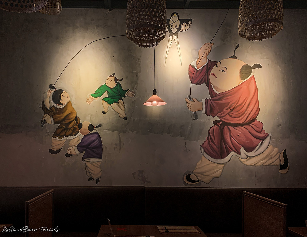 二更Clock Eleven Japanese restaurant, Georgetown, Penang review | RollingBear Travels.