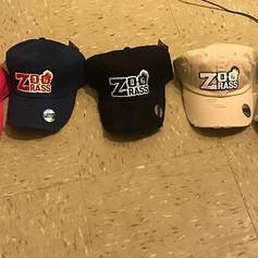 Zoo Rass Logo Dad Hats (Various Colors)