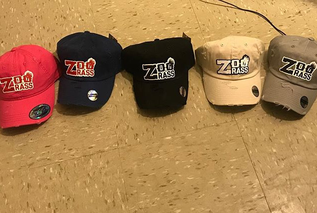 Zoo Rass Logo Dad Hats (Various Colors)