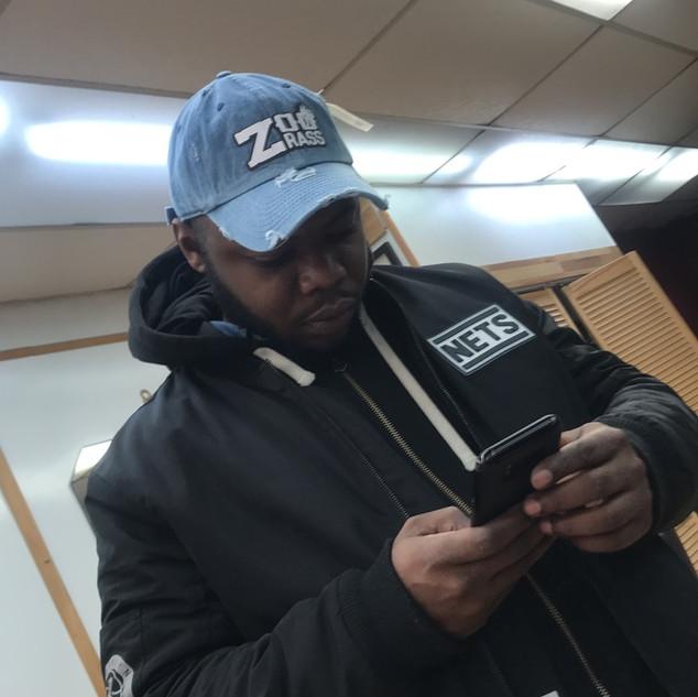 Zoo Rass Dad Hat (Denim)