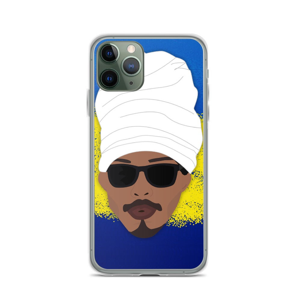Cartoon Face Phone Case