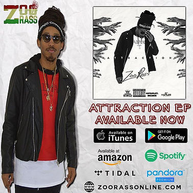 #AttractionEP Out Now On All Major Strea