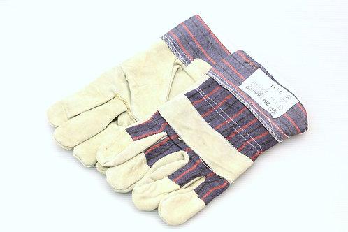 Munkavédelmi kesztyű textil/bőr