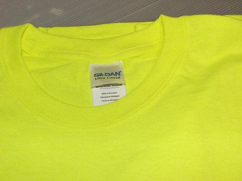 Kerek nyakú póló  UV színű   Gildan