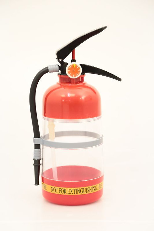 Tűzoltó készülék formájú ital adagoló