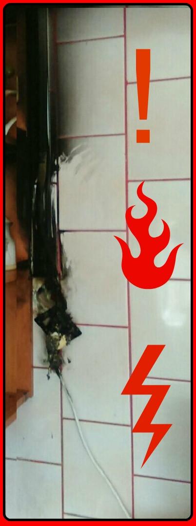Elektromos tűz