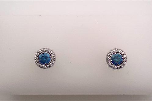 Blue Diamond Halos