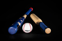 Base ball and rounders bats