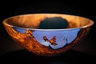 Moonlight resin bowl