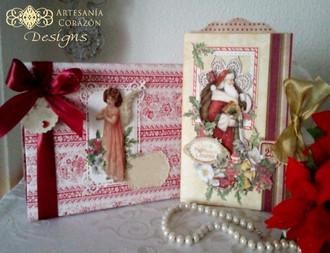 Tarjeta felicitación Navidad y Año Nuevo